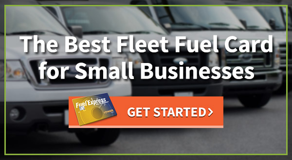 Universal Acceptance Fleet Fuel Card for Small Businesses