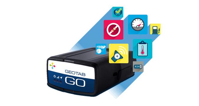 GeoTab GPS