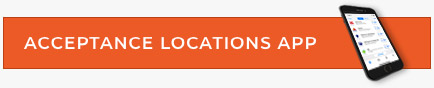 Acceptance Locations App