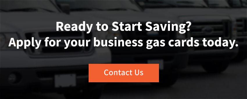 Business Gas Cards CTA