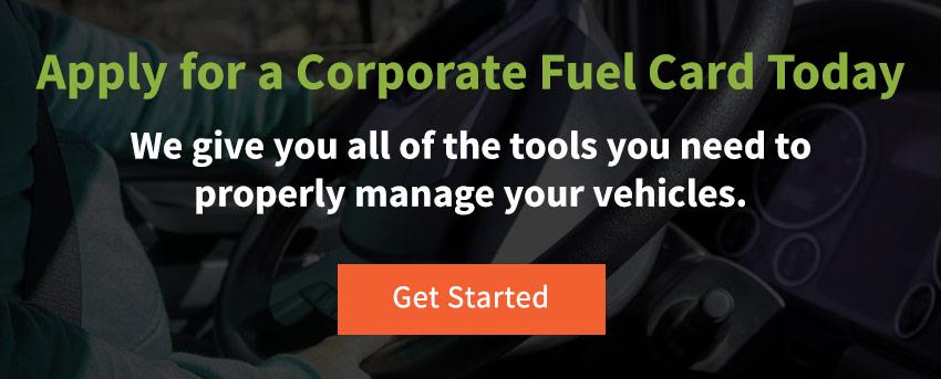 Corporate Fuel Cards CTA