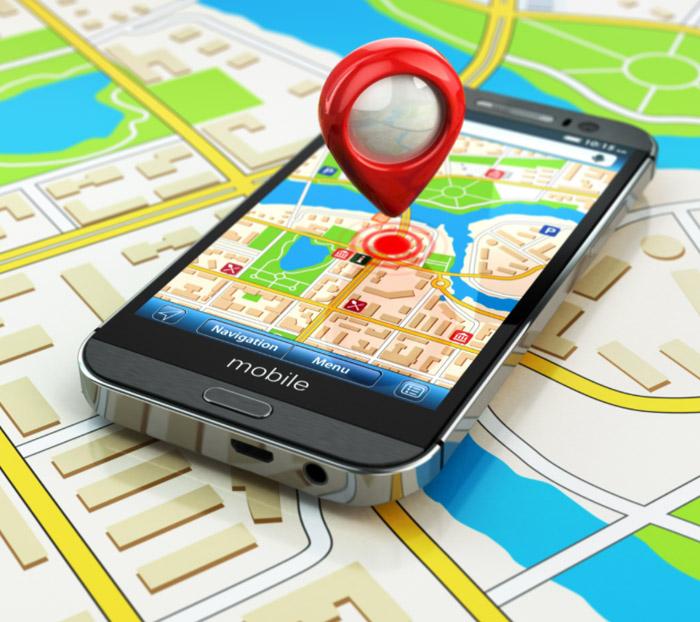 Merchant Locator App